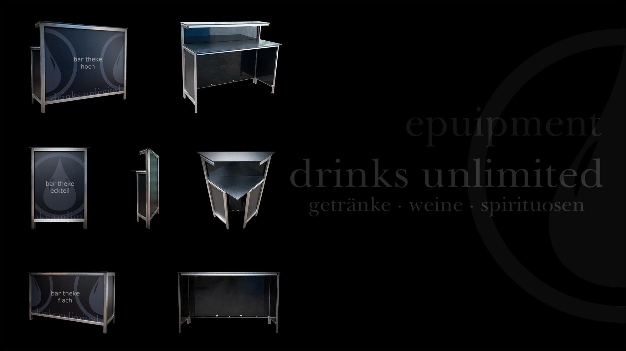 drinks unlimited frankfurt equipment